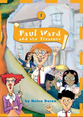 Revisa dentro - Paul Ward and the Treasure 