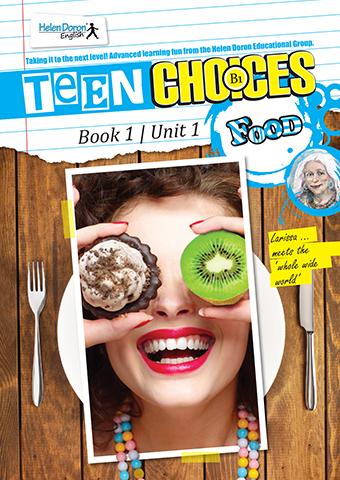 Revisa dentro - Teen Choices (B1)