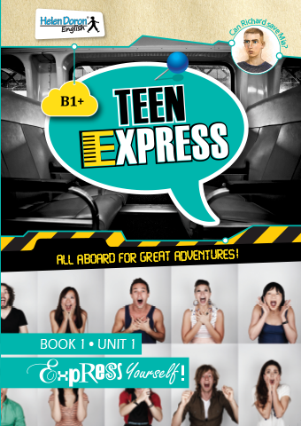 Revisa dentro - Teen Express (B1+)