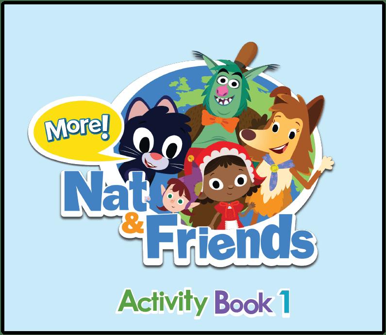 Revisa dentro - More Nat and Friends